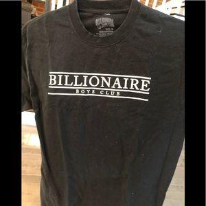 Billionaire Boys Club logo tee shirt